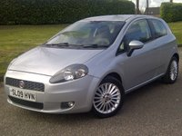 USED 2009 09 FIAT GRANDE PUNTO 1.4 GP 16V 3d 94 BHP GREAT VALUE*** IDEAL 1ST CAR***