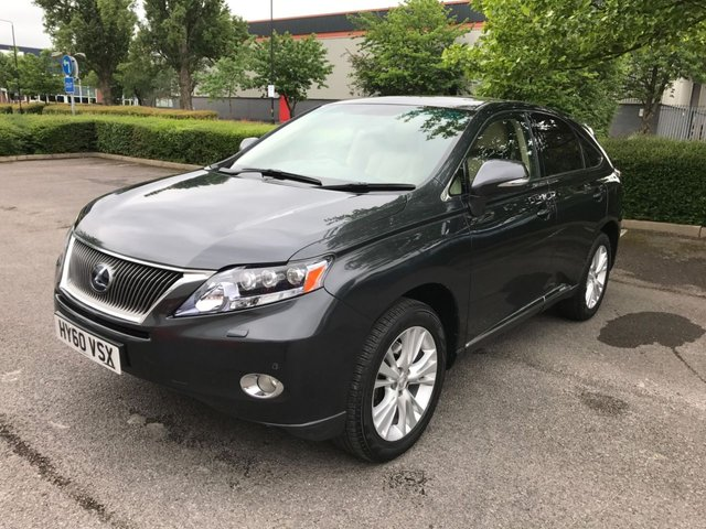 View our LEXUS RX 450H