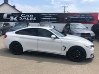 USED 2015 BMW 4 SERIES 2.0 420D M SPORT GRAN COUPE 4d AUTO 181 BHP COUPE
