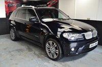 2011 BMW X5 3.0 XDRIVE40D M SPORT 5d AUTO 302 BHP £18900.00