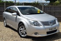 USED 2010 10 TOYOTA AVENSIS 2.0 TR D-4D 5d 125 BHP Free 12  month warranty