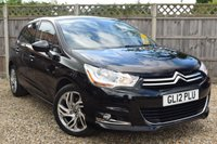 USED 2012 12 CITROEN C4 2.0 EXCLUSIVE HDI 5d 148 BHP Free 12  month warranty