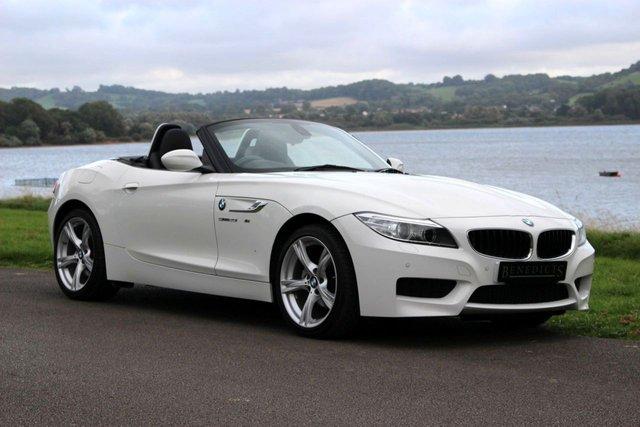 2014 14 BMW Z4 2.0 Z4 SDRIVE 20I M SPORT ROADSTER 181 BHP