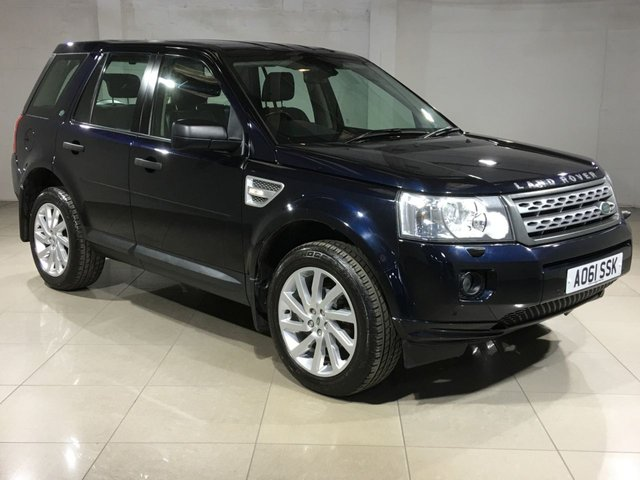 View our 2011 61 LAND ROVER FREELANDER 2.2 TD4 XS 5d AUTO 150 BHP