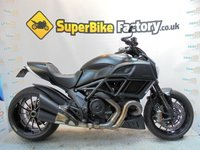 USED 2015 15 DUCATI DIAVEL  GOOD & BAD CREDIT ACCEPTED, OVER 300+ BIKES