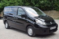 USED 2014 14 CITROEN DISPATCH 1.6 1000 L1H1 ENTERPRISE HDI 1d 89 BHP
