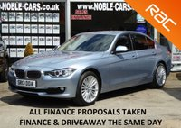 USED 2013 13 BMW 3 SERIES 2.0 320D XDRIVE LUXURY 4d 181 BHP
