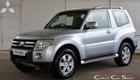USED 2010 10 MITSUBISHI SHOGUN 3.2 Di-D GLX EQUIPPE SWB 3 DOOR AUTO 160 BHP Finance? No deposit required and decision in minutes.