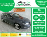 USED 2013 63 VOLKSWAGEN PASSAT 2.0 HIGHLINE TDI BLUEMOTION TECHNOLOGY 5d 139 BHP