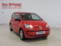 USED 2014 14 VOLKSWAGEN UP 1.0 TAKE UP 3d 59 BHP