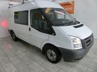 2011 FORD TRANSIT 2.2 280 SHR DCB 1d 115 BHP £7500.00