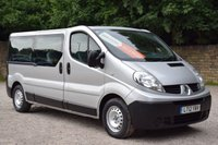 USED 2012 12 RENAULT TRAFIC 2.0 LL29 DCI 5d 115 BHP