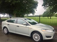 USED 2008 58 FORD MONDEO 2.0 EDGE 5d 145 BHP