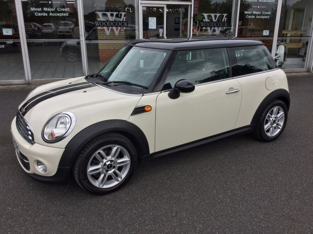 Used MINI cars for sale in York Yorkshire