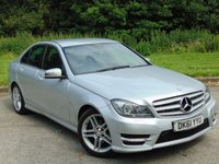 USED 2011 61 MERCEDES-BENZ C CLASS 2.1 C250 CDI BLUEEFFICIENCY SPORT 4d AUTO 202 BHP FANTASTIC SPECIFICATION FAMILY SALOON DIESEL