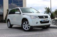 USED 2011 11 SUZUKI GRAND VITARA 1.9 DDIS SZ5 5d FSH - MOT 4/18 - 4WD - LEATHER
