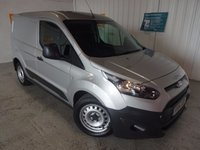 USED 2014 14 FORD TRANSIT CONNECT 1.6 200 P/V 1d 74 BHP