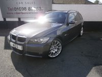 2008 BMW 3 SERIES 2.0 320D EDITION M SPORT TOURING 5dr £5750.00
