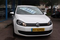 USED 2011 61 VOLKSWAGEN GOLF 2.0 TDI BlueMotion TECH Match 5dr 138 BHP ZERO DEPOSIT FINANCE AVAILABLE - SUPERB RATES - DRIVE AWAY SAME DAY