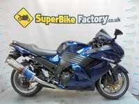 USED 2007 07 KAWASAKI ZZR1400 A7F  GOOD & BAD CREDIT ACCEPTED, OVER 300+ BIKES