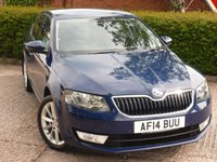 USED 2014 14 SKODA OCTAVIA 2.0 ELEGANCE TDI CR DSG 5d AUTO 148 BHP NEED FINANCE ?  POOR CREDIT WE CAN HELP! JUST ASK ! CLICK THE LINK AND APPLY 24/7! VERY HIGH SPEC DIESEL AUTO SKODA!