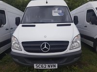 USED 2013 62 MERCEDES-BENZ SPRINTER 2.1 313 CDI LWB 1d 129 BHP