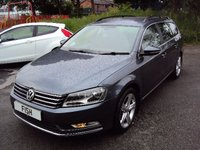 USED 2012 62 VOLKSWAGEN PASSAT 2.0 SE TDI BLUEMOTION TECHNOLOGY 5d 139BHP CLIMATE+CRUISE+PARK SENSORS+CRUISE+