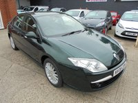USED 2008 08 RENAULT LAGUNA 1.5 EXPRESSION DCI 5d 110 BHP