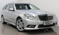 USED 2011 61 MERCEDES-BENZ E CLASS 2.1 E250 CDI BLUEEFFICIENCY SPORT 5d AUTO 204 BHP