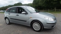 USED 2005 05 FORD FOCUS 1.6 FLIGHT 5d 100 BHP F/S/H-11 X SERVICE STAMPS