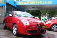 2012 ALFA ROMEO MITO 1.4 TB MULTIAIR DISTINCTIVE 3dr  £5995.00