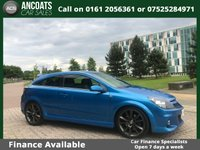 USED 2007 57 VAUXHALL ASTRA 2.0 VXR 3d 240 BHP