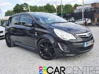 2012 VAUXHALL CORSA 1.2 LIMITED EDITION 5d 83 BHP £4495.00
