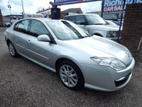 USED 2007 57 RENAULT LAGUNA 2.0 DYNAMIQUE S DCI 5d 150 BHP 1/2 LEATHER INTERIOR, ALLOYS, F.S.H, GREAT VALUE