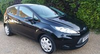 2009 FORD FIESTA 1.2 STYLE PLUS 5d 81 BHP £3895.00