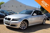 USED 2009 09 BMW 3 SERIES 2.0 318I SE BUSINESS EDITION 4d 141 BHP SAT NAV, BLUETOOTH & MORE