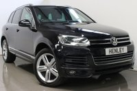 USED 2011 11 VOLKSWAGEN TOUAREG 3.0 V6 ALTITUDE TDI BLUEMOTION TECHNOLOGY 5d AUTO 202 BHP