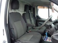 USED 2015 15 FORD TRANSIT CUSTOM 2.2 270 LR P/V 1d 99 BHP