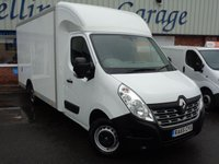 USED 2016 65 RENAULT MASTER 2.3 LL35 BUSINESS DCI L/R P/C 1d 125 BHP