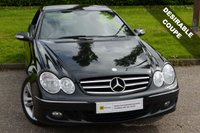 USED 2008 58 MERCEDES-BENZ CLK 1.8 CLK200 KOMPRESSOR AVANTGARDE 2d AUTO 181 BHP GREAT VALUE COUPE** £0 FINANCE AVAILBLE