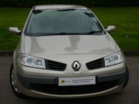 USED 2008 57 RENAULT MEGANE 1.6 EXPRESSION VVT 4d AUTO 111 BHP GREAT VALUE AUTOMATIC*** £0 DEPOSIT FINANCE AVAILABLE