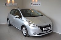 USED 2015 15 PEUGEOT 208 1.4 HDi Active 5dr TomTomNav-Full Service History