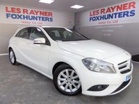 USED 2014 14 MERCEDES-BENZ A CLASS 1.5 A180 CDI ECO SE 5d 109 BHP Full Mercedes Service History , Free Road Tax , Bluetooth