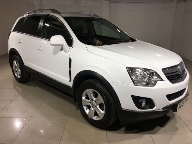 View our 2015 15 VAUXHALL ANTARA 2.2 DIAMOND CDTI S/S 5d 161 BHP