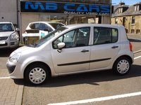 USED 2008 08 RENAULT MODUS 1.5 OASIS EXPRESSION DCI 5d 68 BHP ONLY 55000 MILES FROM NEW