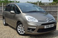 USED 2011 61 CITROEN C4 PICASSO 1.6 GRAND VTR PLUS HDI EGS 5d AUTO 110 BHP Free 12  month warranty