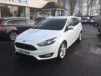 USED 2015 65 FORD FOCUS 1.5 TDCi Zetec 5dr (start/stop)