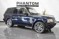 USED 2009 58 LAND ROVER RANGE ROVER 3.6 TDV8 VOGUE SE 5d AUTO 272 BHP