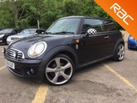 USED 2008 58 MINI HATCH COOPER 1.6 COOPER 3d ONLY 1 FORMER KEEPER, ONLY 37,000 MILES, PRIVACY  ONLY 37,000 MILES, 1 FORMER KEEPER, LOOKS STUNNING 5 MAIN DEALER SERVICES