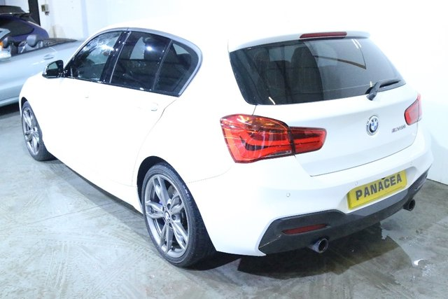 2016 66 BMW 1 SERIES 3.0 M140i M Sports Hatch Sport Auto 5dr (start/stop)